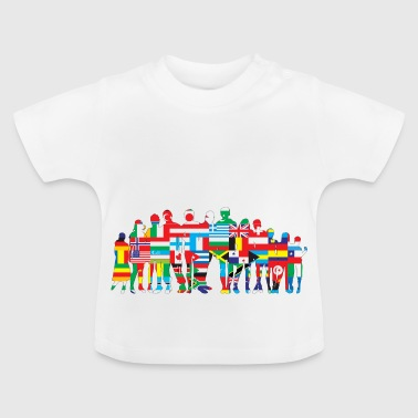 Nations - Baby T-Shirt