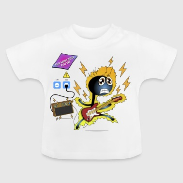 guitare Shock 2 - T-shirt Bébé