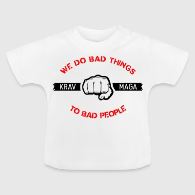 Krav Maga - Selbstverteidigung Defense Training - Baby T-Shirt