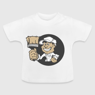 målare - Baby-T-shirt