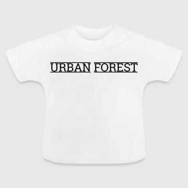 urban forest - Baby T-shirt