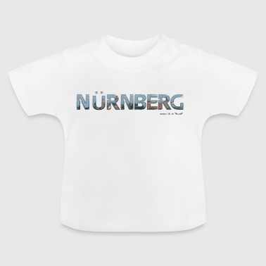 Nürnberg min by favorit Region - Baby T-shirt