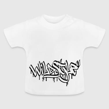 wildstyle - Baby T-shirt