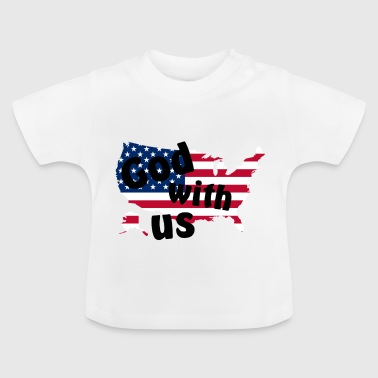 God with us - Baby T-Shirt