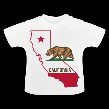 Californie - T-shirt Bébé