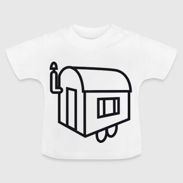 Mobile Home - Baby T-Shirt