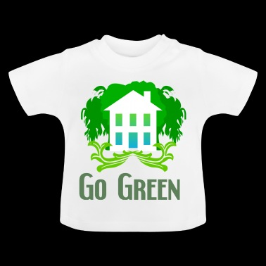 Green ecology - Baby T-Shirt