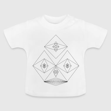 Faces meadow - Baby T-Shirt