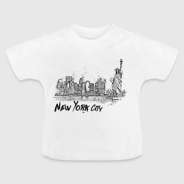 New York City - Baby T-Shirt