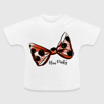 Polterabend. Polterabend. Blive gift. - Baby T-shirt