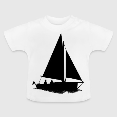 The boat - Baby T-Shirt