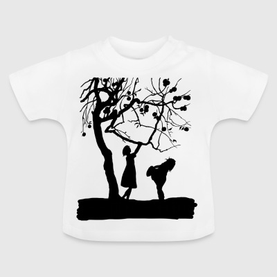 The Apple tree - Baby T-Shirt