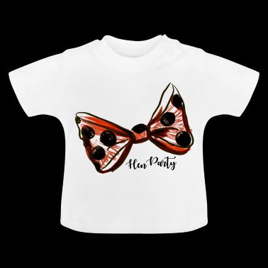 Hen Party. Bachelorette Party. Getting married. - Baby T-Shirt