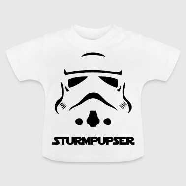 Sturpupser - The shirt - Baby T-Shirt