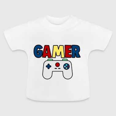 Gamer console - Baby T-Shirt