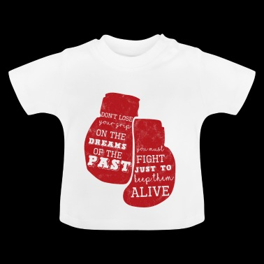 Boxer - Boxing gloves - Boxing - Boxing - Baby T-Shirt