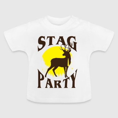Stag Party JGA - Bachelor Party - Gift - Baby T-Shirt