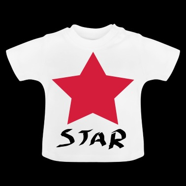 Asterisk / Deluxe / Star - Baby-T-shirt