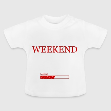weekend - T-shirt Bébé