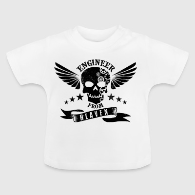 Engineer from Heaven - Baby T-Shirt
