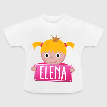 Little Princess Elena - T-shirt Bébé