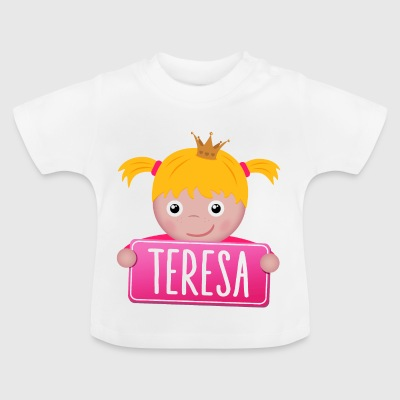 Little Princess Teresa - Baby T-shirt