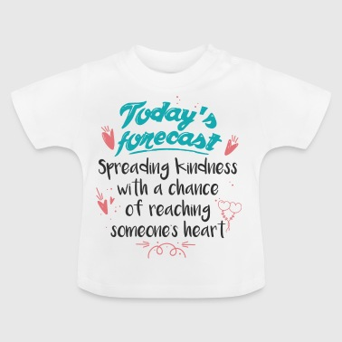 venlighed - Baby T-shirt