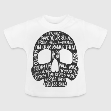 (Ghost) Riders in the Sky - T-shirt Bébé