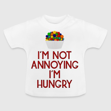 hungry lunch noon food fast food pizza31 - Baby T-Shirt
