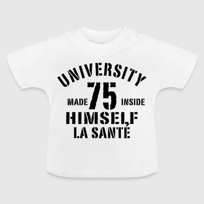 75 SICH SELBST - Baby T-Shirt