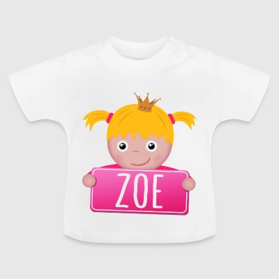 Little Princess Zoe - Baby T-shirt
