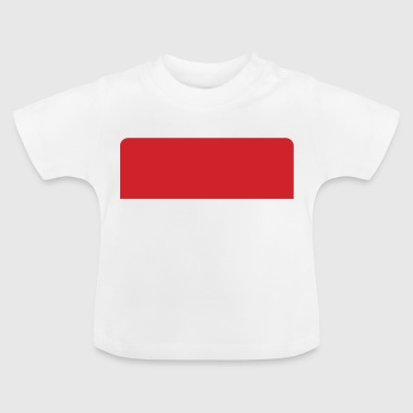 INDONESIA FLAG - Baby T-Shirt
