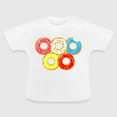 Donuts - Baby T-Shirt