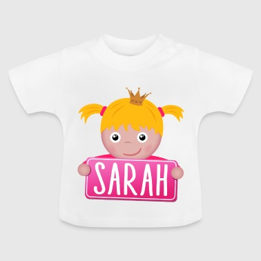 Little Princess Sarah - T-shirt Bébé