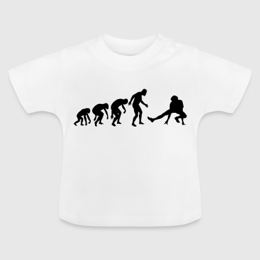 BREAKDANCE EVOLUTION - Baby T-shirt