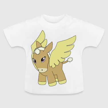 The young Pegasus - Baby T-Shirt