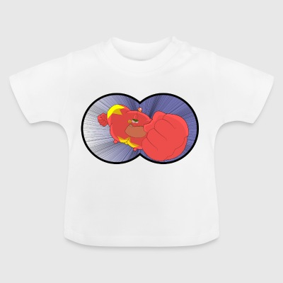 Captain Biceps - Baby T-shirt