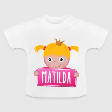 Little Princess Matilda - T-shirt Bébé