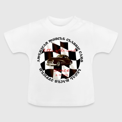 american muscle cars - Baby T-Shirt