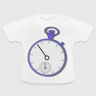 Chrono - T-shirt Bébé