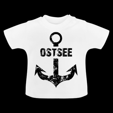 Baltic Sea anchor - Baby T-Shirt