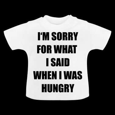 hungrig - Baby T-Shirt