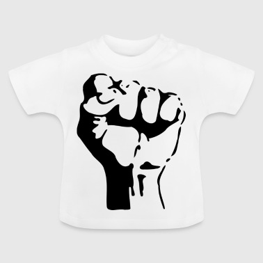 Faust Stencil - Baby T-Shirt