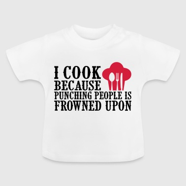 Hobby Cooking - Baby T-Shirt