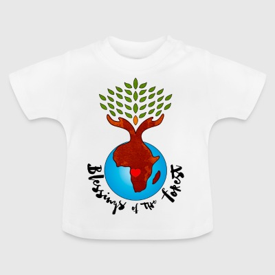 Blessings Of The Forest - T-shirt Bébé