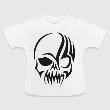 Skull Tattoo - Baby-T-shirt