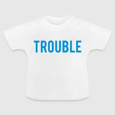 Double Trouble - Baby-T-shirt