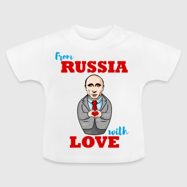 From Russia with love- Matroschka - Baby T-Shirt