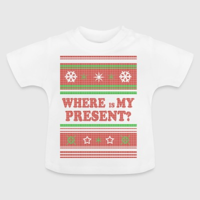Ugly Christmas Sweater Christmas Gift - Baby T-Shirt