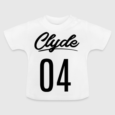 Clyde 04 - April - Baby T-Shirt
